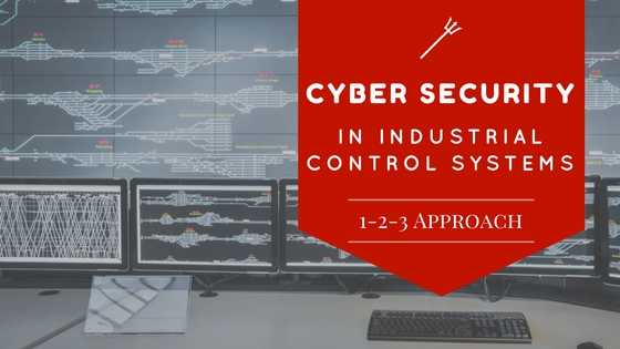 cyber security in industrial control systems