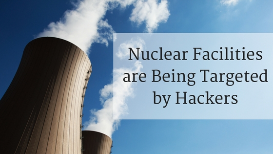 Nuclear cyber attack